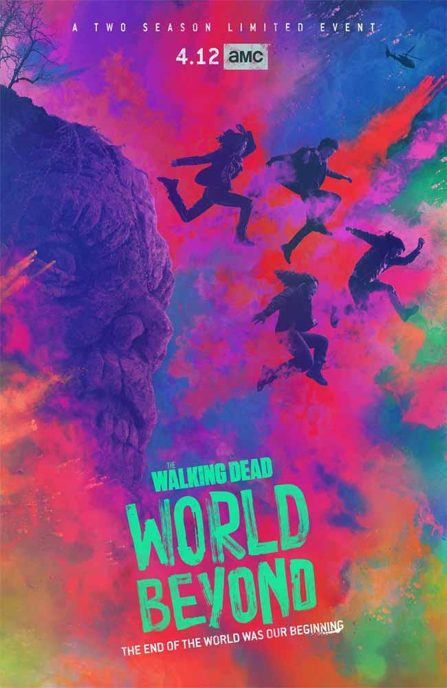 Ver o Descargar Serie The Walking Dead: World Beyond Online Gratis HD En Español Latino - Castellano & Subtitulado