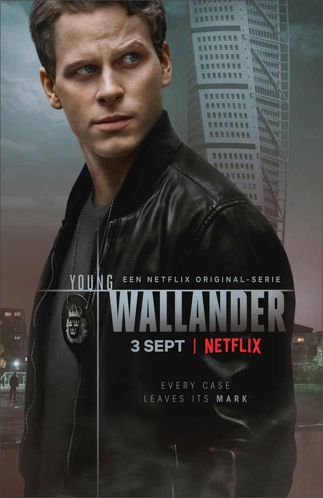 Ver Serie Young Wallander Online HD