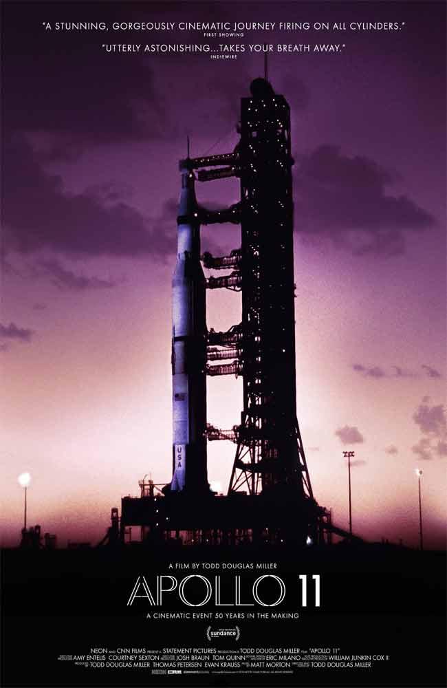 Ver o Descargar Apollo 11 Pelicula Completa Online