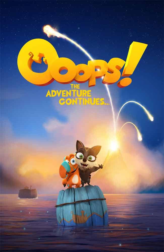 Ver o Descargar Ooops! The Adventure Continues Pelicula Completa Online