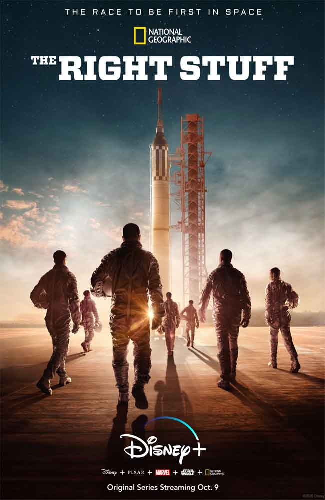 Ver o Descargar Serie The Right Stuff Online Gratis HD En Español Latino - Castellano & Subtitulado
